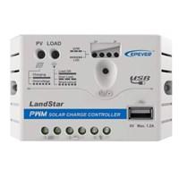 Controlador de carga 10A 12V PWM EP Solar - LS1024EU