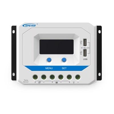 Controlador de Carga 30A 12V/24V PWM EP Solar - VS3024AU