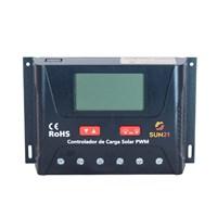 Controlador de Carga 30A 12V/24V PWM SUN21 - CCS-P3024