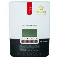 Controlador de Carga 40A 12V/24V MPPT SUN21 - CCS-M4024
