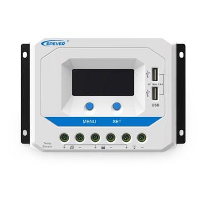 Controlador de Carga 45A 12V/24V PWM EP Solar - VS4524AU