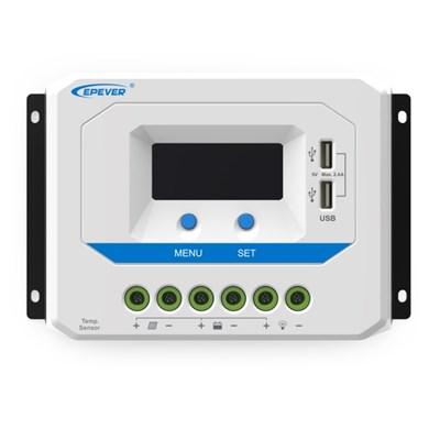 Controlador de Carga 60A 12V/24V PWM EP Solar - VS6024AU