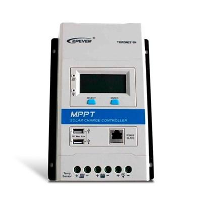 Controlador de carga MPPT 20A 100V EPSolar - TRIRON 2210N