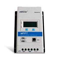 Controlador de carga MPPT 30A 100V EPSolar - TRIRON 3210N