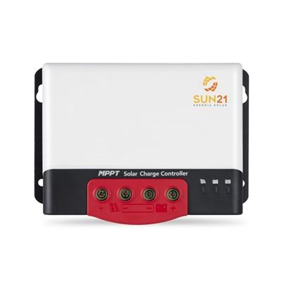 Controlador de Carga MPPT 40A 12V/24V Sun21 - CCS-M4024N