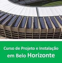 Curso de Energia Solar em Belo Horizonte: Projeto e Instalação Teórico