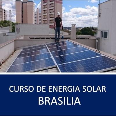 Curso de Energia Solar em Brasília: Projeto e Instalação