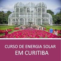 Curso de Energia Solar em Curitiba: Projeto e Instalação Teórico