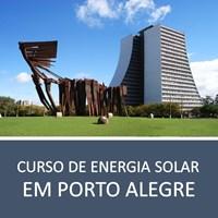 Curso de Energia Solar em Porto Alegre: Projeto e Instalação Teórico