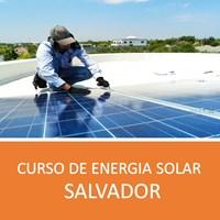 Curso de Energia Solar em Salvador: Projeto e Instalação Teórico