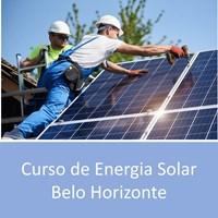 Curso de Energia Solar Presencial - Instalador Fotovoltaico On-Grid em Belo Horizonte