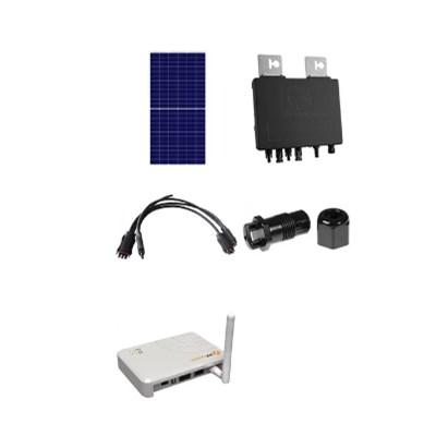 Gerador Solar GGT de1,46 kWp para Conexao a Rede Publica (Grid-tie)
