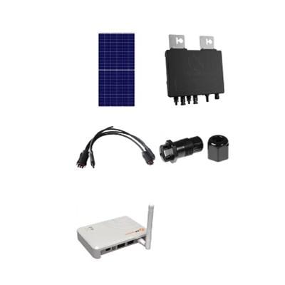 Gerador Solar GGT de2,19 kWp para Conexao a Rede Publica (Grid-tie)