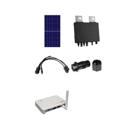 Gerador Solar GGT de2,92 kWp para Conexao a Rede Publica (Grid-tie)