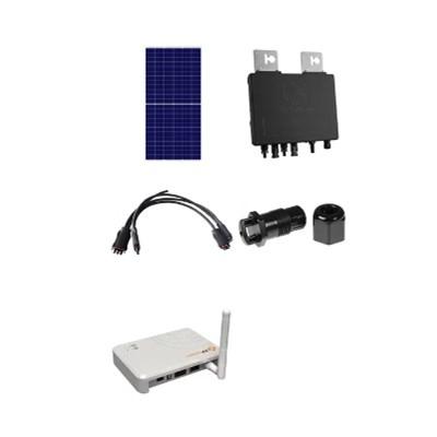Gerador Solar GGT de3,65 kWp para Conexao a Rede Publica (Grid-tie)