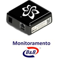 Interface de Monitoramento Wi-fi para Inversores B&B Power - SolarView One