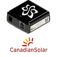 Interface de Monitoramento Wi-fi para Inversores Canadian Solar - SolarView One