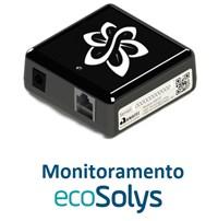 Interface de Monitoramento Wi-fi para Inversores Ecosolys - SolarView One