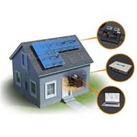 Interface de Monitoramento Wi-fi para Microinversores YC500 - APsystems (ECU)