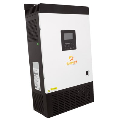 Inversor/Carregador Solar 1600W 48V/120V Senoidal MPPT 60A SUN21