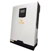 Produto Inversor/Carregador Solar 2400W 24V/120V Senoidal MPPT 80A SUN21
