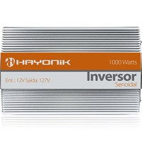 Inversor de 1000W 12V/127V Onda Senoidal Hayonik