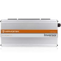 Inversor de 1200W 24V/127V Onda Modificada com Porta USB Hayonik