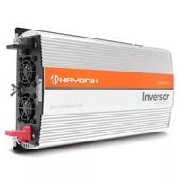 Inversor de 2500W 12V/110V Onda Modificada com Porta USB Hayonik