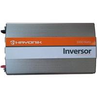 Inversor de 3000W 12V/ 220V Onda Modificada com Porta USB Hayonik
