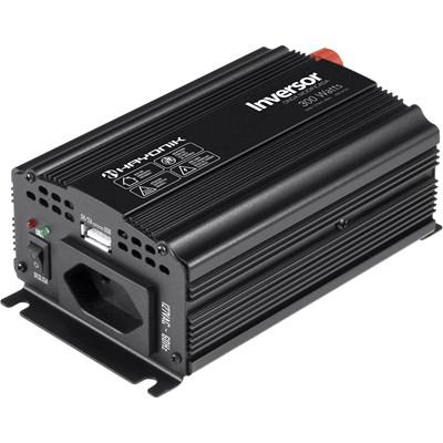 Inversor de 300W 12V/127V Onda modificada HAYONIK - PW-HAY300