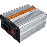 Inversor de 400W 24V/127V Onda Modificada com Porta USB Hayonik