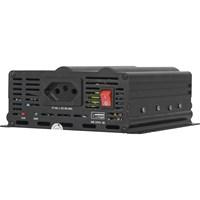 Inversor de 800W 24V/127V Onda Modificada Hayonik - HAY800W