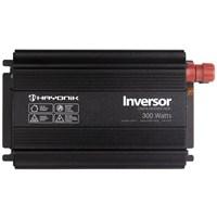 Inversor de tensão 300W 12/220V Onda Modificada Hayonik - PW-HAY300-12V/220V