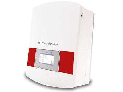 Inversor Grid-Tie 25,0kW Canadian Solar com Monitoramento - CSI-25K-KTL