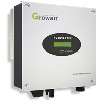 Inversor Grid-Tie 3,0kW Growatt sem Monitoramento - 3000-S