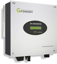 Inversor Grid-Tie 3,0Kw sem WI-FI Growatt - 3000-S