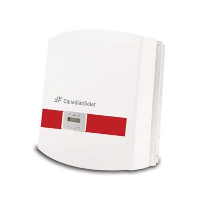 Inversor Grid-Tie 30,0kW Canadian Solar com Monitoramento - CSI-30K-KTL-220V
