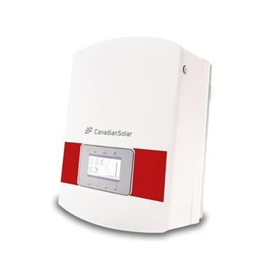 Inversor Grid-Tie 30,0kW Canadian Solar com Monitoramento - CSI-30K-KTL-380V