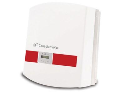 Inversor Grid-Tie 50,0kW Canadian Solar com WI-FI - CSI-50K-KTL