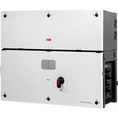 Inversor (Grid Tie) ABB 100,0KW Trifásico 6MPPTs com Wifi - PVS100TL