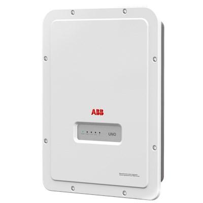 Inversor (Grid-tie) ABB 4,0KW 220V Monofásico 2MPPTs com Wifi UNO - DM 4.0