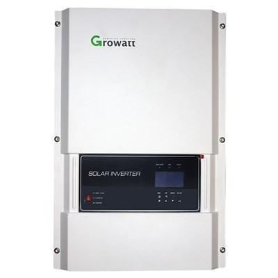 Inversor híbrido Off Grid 10000W 48V/220V MPPT 80A Growatt - SPF 10KT HVM