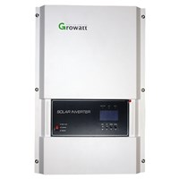 Inversor híbrido Off Grid 6000W 48V/220V  MPPT 80A Growatt - SPF 6000T DVM