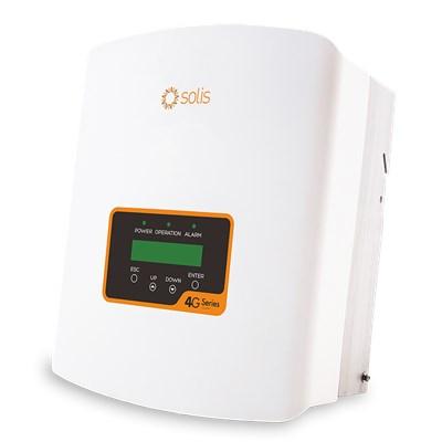 Inversor Solis 3,0kW (Grid-Tie) com Wi-Fi - Mini 3K