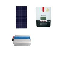 Kit Solar Off-Grid com potencia de 365W para Uso Isolado da Rede