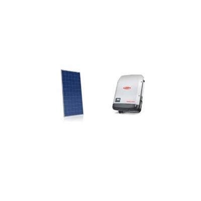 Kit Solar On Grid de3,30 kWp para Conexao a Rede Publica (Grid-tie)