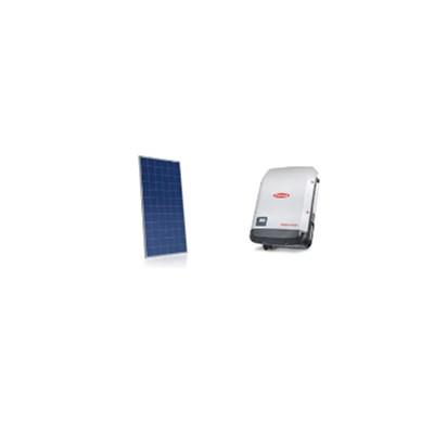 Kit Solar On Grid de5,28 kWp para Conexao a Rede Publica (Grid-tie)