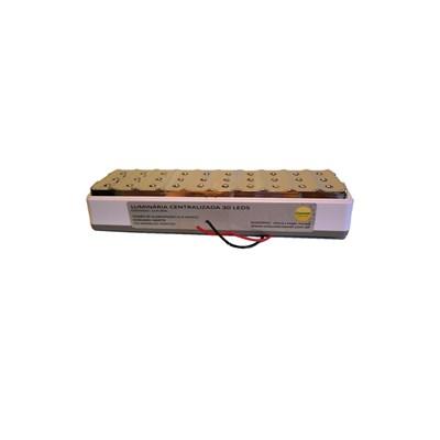 Luminária com 30 LEDs 12Vcc/24Vcc Sol Sustentável - LUC30L