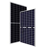 Painel Solar 585W Bifacial Halfcell Canadian -  CS7L 585MB AG