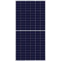 Painel solar Halfcell Bifacial policristalino 370W Canadian Solar - CS3U-370PB-AG